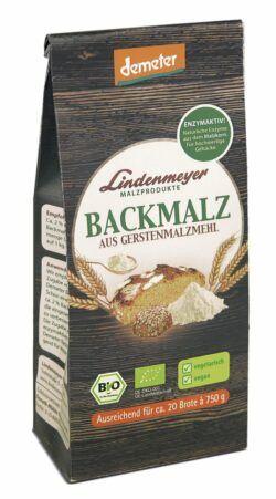 Donath Mühle Demeter Backmalz 6x200g