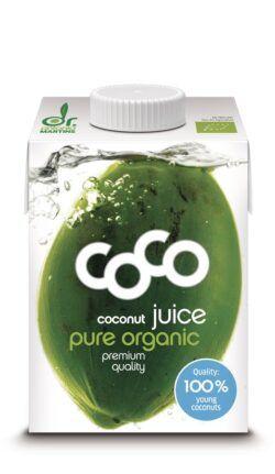 Dr. Antonio Martins Coco Juice Pur 12x500ml