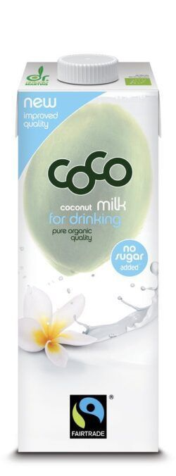 Dr. Antonio Martins Coco Milk for Drinking Pur 12x1000ml