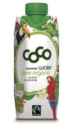 Dr. Antonio Martins Coco Water Fairtrade Pur 12x330ml