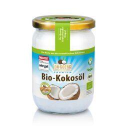 Dr. Goerg Premium Bio-Kokosöl 6x500ml