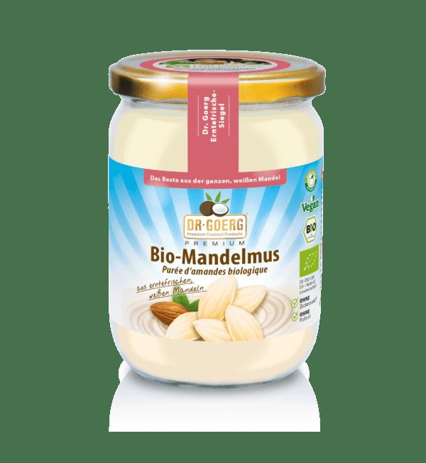 Dr. Goerg Premium Bio-Mandelmus 6x500g