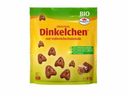 Dr. Quendt Bio Dinkelchen Vollmilch 12x85g