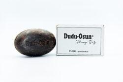 Dudu Osun schwarze Seife Dudu-Osun® Pure- Schwarze Seife aus Afrika 20x25g