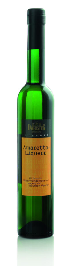 Dwersteg Organic Amaretto-Liqueur 6x0,5l