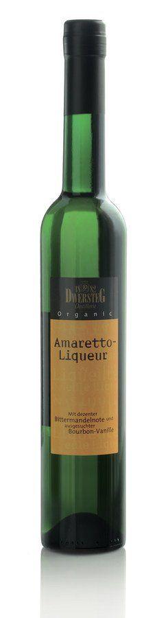 Dwersteg Organic Amaretto-Liqueur 20 % 6x0,5l