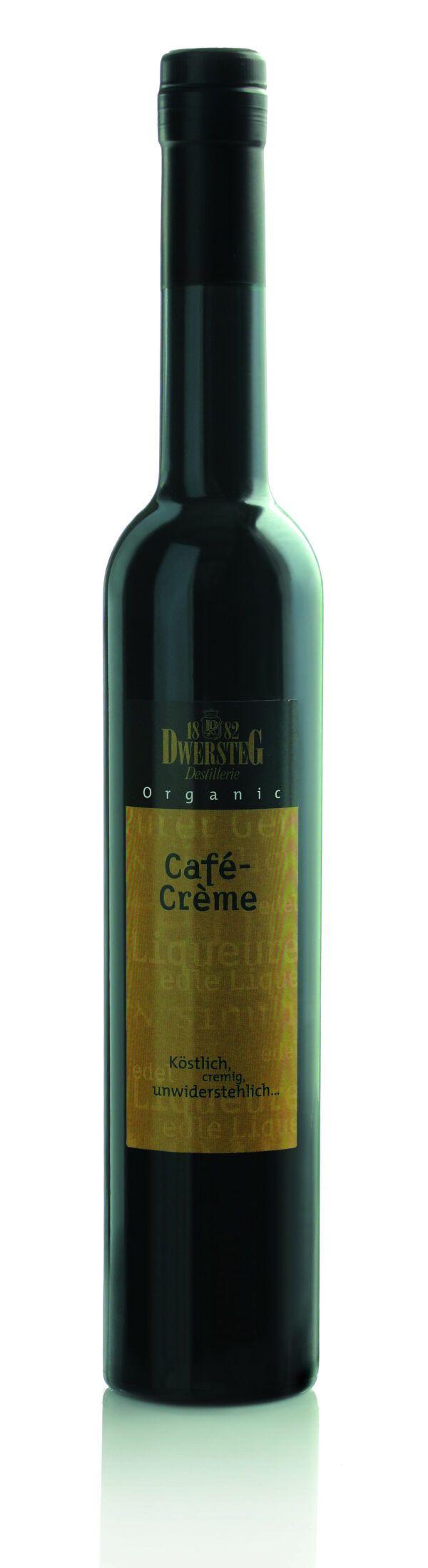 Dwersteg Organic Café-Creme 0,5l