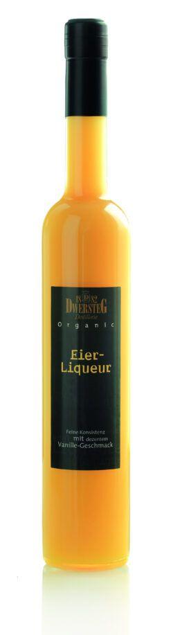 Dwersteg Organic Eier-Liqueur Naturland 0,5l