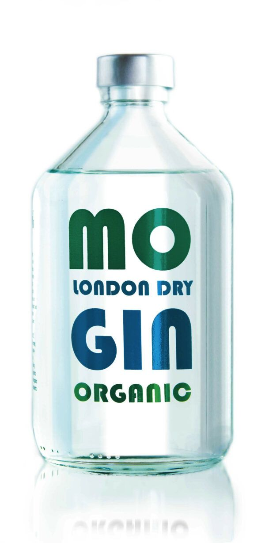 Dwersteg Organic MoGin Organic London Dry Gin 0,5l