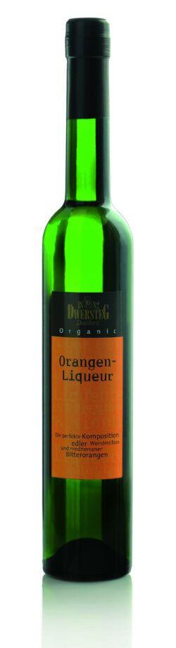 Dwersteg Organic Orangen-Liqueur 0,5l