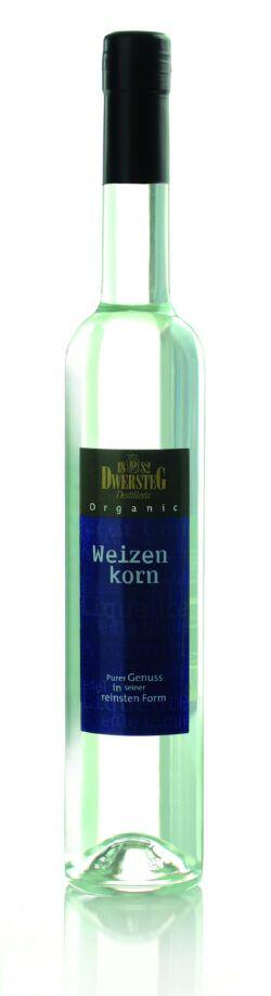 Dwersteg Organic Weizenkorn 0,5l