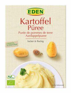 EDEN Kartoffelpüree 10x160g