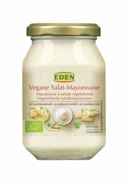 EDEN Vegane Salat-Mayonnaise 6x250ml