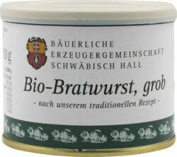 Bäuerliche Erzeugergemeinschaft Schwäbisch Hall Bio Bratwurst 12x200g