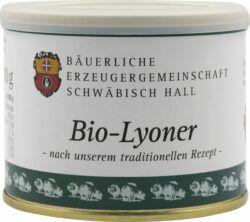 Bäuerliche Erzeugergemeinschaft Schwäbisch Hall Bio Lyoner 12x200g