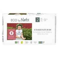 Eco by Naty Windeln Neue Gen Größe 2 4x33Stück