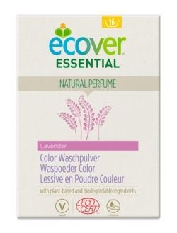 Ecover Essential Color Waschpulver Lavender 10 x 1200g
