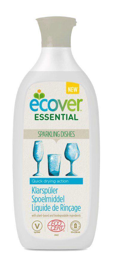 Ecover Essential Klarspüler 12x500ml