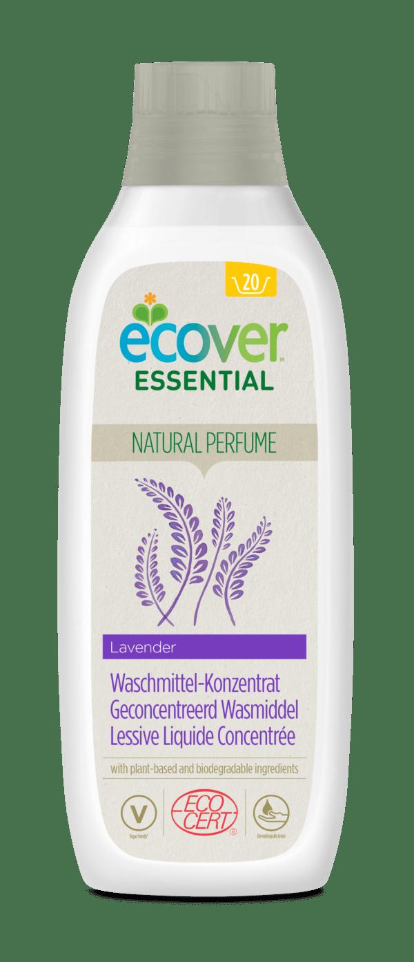 Ecover Essential Waschmittel-Konzentrat Lavendel (1L) 6x1l