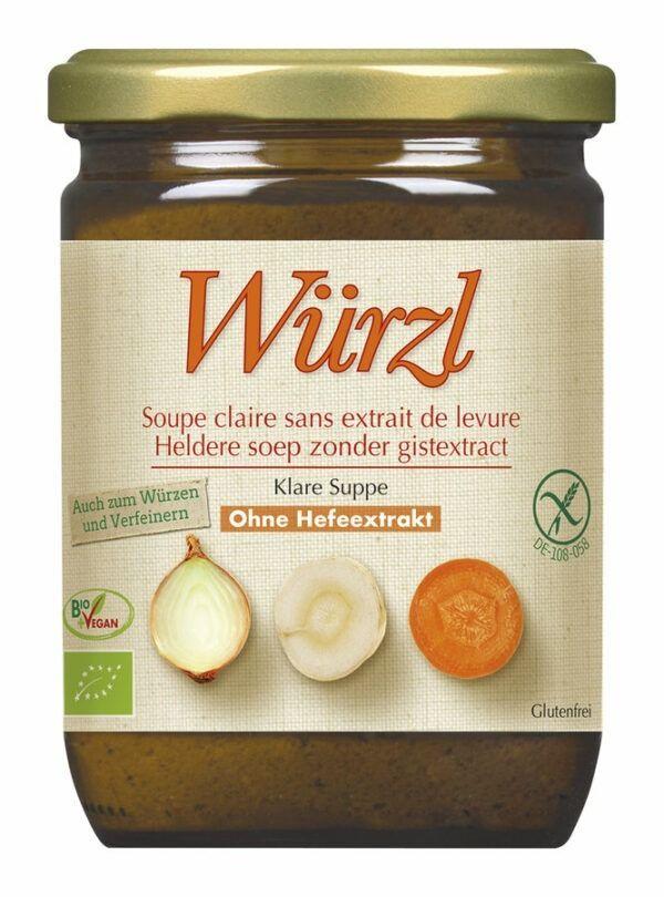 Eden Würzl Klare Bio-Suppe ohne Hefeextrakt 6x250g