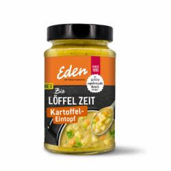 Eden my veggie paradise Löffel Zeit Kartoffel-Eintopf 5x400g
