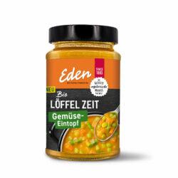 Eden my veggie paradise Löffel Zeit Gemüse-Eintopf 5x400g