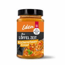 Eden my veggie paradise Löffel Zeit Kichererbsen-Eintopf 5x400g