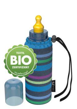 Emil - die Flasche Baby Emil 250ml mit Nuckelaufsatz - BIO-Pastello 250ml