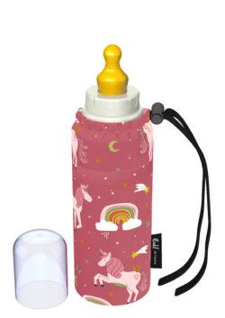 Emil - die Flasche Baby Emil 250ml mit Nuckelaufsatz - Rainbow 250ml