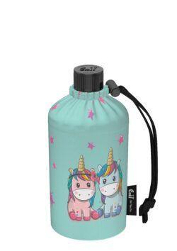 Emil - die Flasche Emil 0,3l oval - Unicorns 1Stück