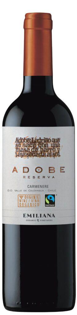 Emiliana ADOBE CARMENÈRE RESERVA BIO 0,75l