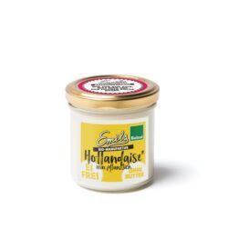 Emils Biomanufaktur Bioland Sauce Hollandaise - rein pflanzlich 6x125g