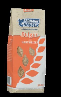 ErdmannHAUSER Getreideprodukte ErdmannHAUSER demeter Bulgur aus Hartweizen 6x500g