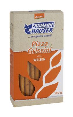 ErdmannHAUSER Getreideprodukte ErdmannHAUSER demeter Pizza Grissini 7x100g