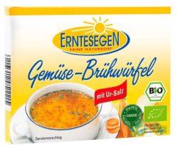 Erntesegen Gemüse-Brühwürfel 15x66g