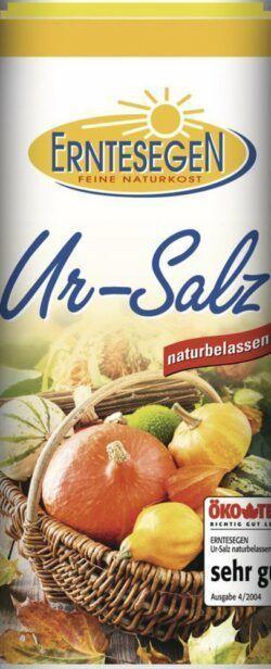 Erntesegen Ur-Salz Sonderedition 6x400g