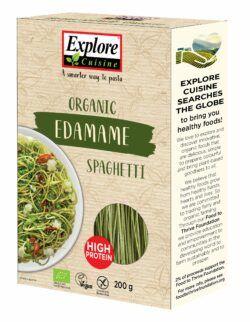 Explore Cuisine Spaghetti aus Edamamebohnen 6x200g