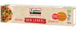 Explore Cuisine Spaghetti aus roten Linsen 12x250g