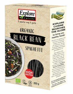 Explore Cuisine Spaghetti aus schwarzen Bohnen 6x200g