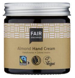 FAIR SQUARED Hand Cream Almond 50 ml ZERO WASTE 50ml
