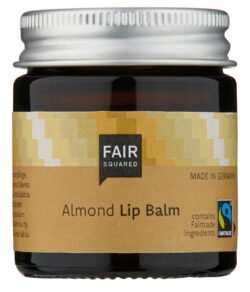 FAIR SQUARED Lip Balm Almond 20 ml Zero Waste 20ml
