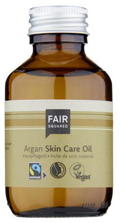 FAIR SQUARED Skin Care Oil Argan 100 ml ZERO WASTE 100ml