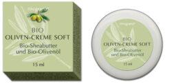 FINigrana® Naturkosmetik FINigrana® Bio Oliven-Creme Soft, 15ml im PE Tiegel mit Umkarton 15ml