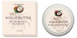 FINigrana® Naturkosmetik FINigrana® Bio Kokosbutter-Soft , 15ml im PE Tiegel mit Umkarton 15ml