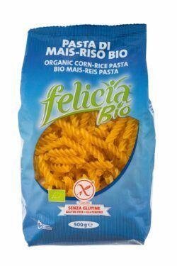 Felicia Bio Mais-Reis Fusilli glutenfrei 12x500g
