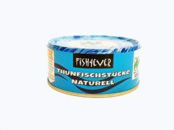 Fish4Ever Thunfischstücke Naturell 15x160g