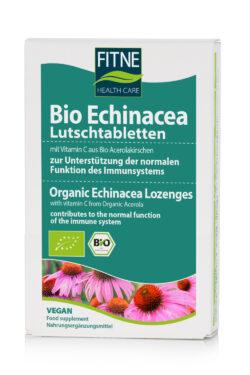 Fitne Bio Echinacea Lutschtabletten 30 St 30Stück