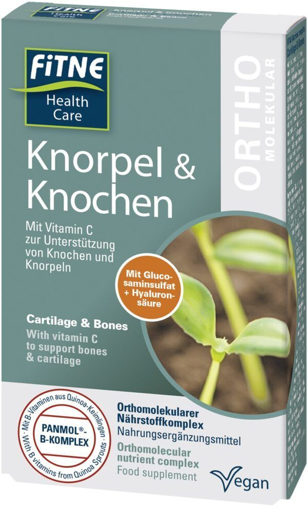 Fitne Nährstoffkomplex Knorpel & Knochen 41g