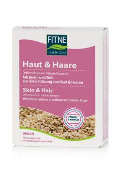 Fitne Nährstoffkomplex Haut & Haare 60Stück
