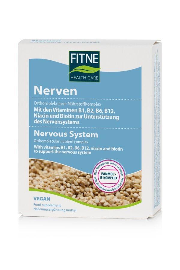Fitne Nährstoffkomplex Nerven 60Stück